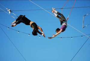 Trapeze Trust tsny los angeles Flickr