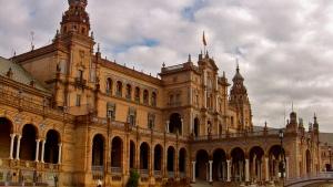 Grandparent sponsored semester abroad in Spain